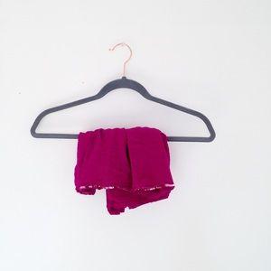 Justice Girl's Purple Sequin Bling Skirt Skort 10